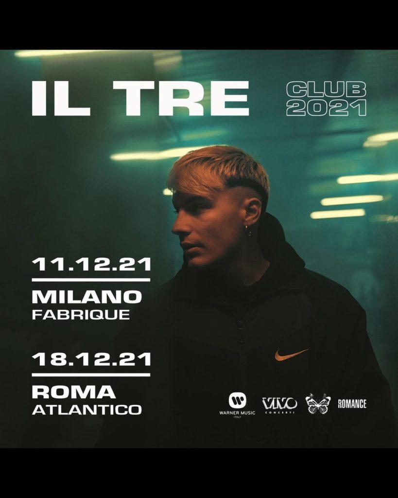 Il Tre Date Tour