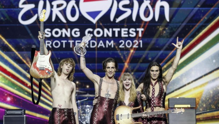 Maneskin Eurovision Song Contest